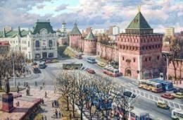Один из самых красивых русских городов