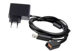 Адаптер питания и USB-кабель