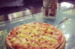 Теперь это моя любимая пиццерия