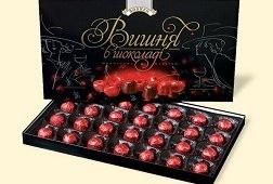 Большой ассортимент качественных и вкусных шоколадных конфет