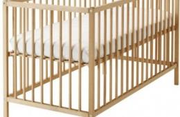 """Кроватка Ikea """"Сниглар"""""""