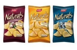 Вкусные чипсы без вредных добавок