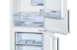 Bosch KGS39XW20 - хранитель продуктов на кухне