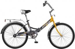 Приучаем детей к спорту с велосипедом STELS Pilot