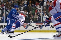 Игра не только для любителей хоккея, но и бокса