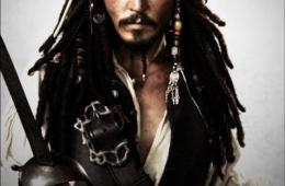Очень удачный фильм про пиратов