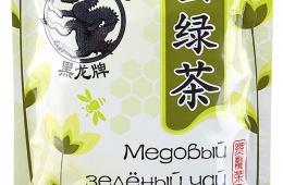 Чай Черный дракон Медовый зеленый