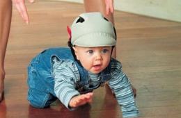 Плюсы и минусы детского защитного шлема Ok Baby No Shock