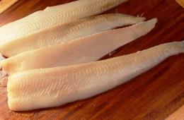 Вкусная рыбка к обеденному столу!