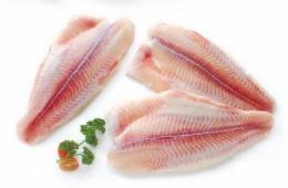 """Рыбное замороженное филе """"Пангасиус"""""""