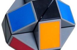 Развивающая головоломка от профессора Рубика