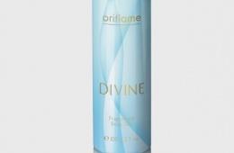 Упаковка талька для тела Oriflame Divine
