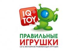 """""""IQ TOY Правильные игрушки"""" – любимый магазин детей и взрослых"""