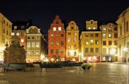 Стокгольм: прекрасный город северной Европы