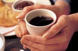 Горячий крепкий кофе: идеальное начало любого дня