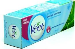 Мне Veet не очень нравится, но замену ему пока не нашла