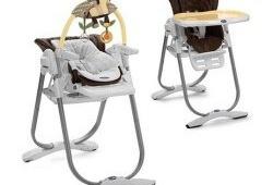 Красивый, удобный и качественный стульчик для кормления