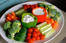 Похудение на овощах и молочных продуктах