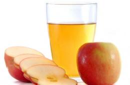 Яблочный уксус подходит далеко не всем