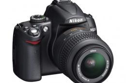 Nikon D3100: инструмент для начинающих