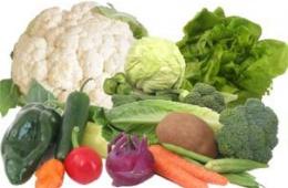 Для любителей овощей