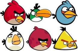 Angry Birds- самая популярная игра современности, оторваться от которой невозможно