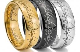 Кольцо Всевластия - идеальный подарок для любителей Толкиена