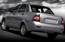 Lada Priora - очередное неудачное творение российского автопрома