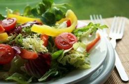 Похудение на овощах и кефире