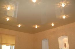Ровный потолок без хлопот
