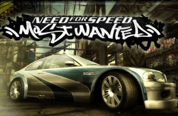 Игра Most Wanted из серии Need For Speed