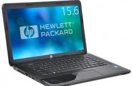 Ноутбук HP 2000 для работы и учебы