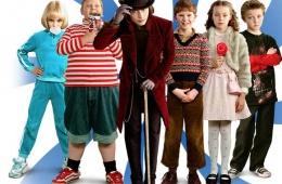 Главные герои фильма «Чарли и шоколадная фабрика»
