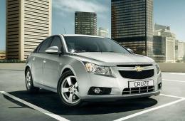 Chevrolet Cruze 1,6 механика