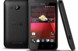 Бюджетный смартфон HTC Desire 200