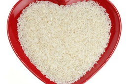 Основное блюдо диеты - рис