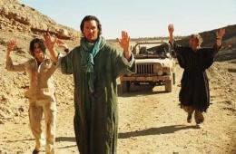 Кадр из фильма «Сахара»