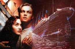 Афиша к фильму «Титаник»
