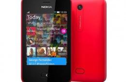 Nokia Asha 501 – очень удобный и дешевый смартфон на две SIM-карты