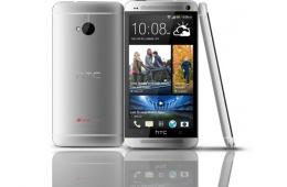 HTC One – крутой смартфон на базе Android 4.4
