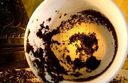 Гадание на кофейной гуще - что окажется на дне чашки?