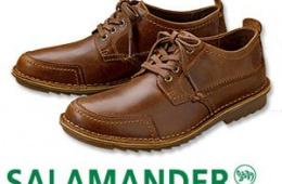 Мужские ботинки фирмы Salamander