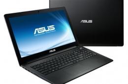Asus X502 CA черный
