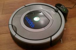 iRobot Roomba 780 – робот-пылесос с циклонным фильтром
