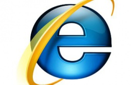 Официальный логотип Internet Explorer