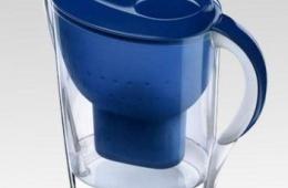Очищеная вода в доме