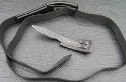 Нож-ремень от бренда Gryzzly