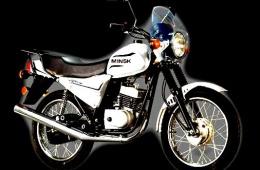 Экономичный мотоцикл