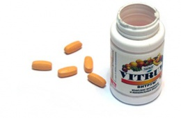 Витамины Витрум - залог моего здоровья