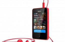 Мой новый телефончик - Nokia Asha 501